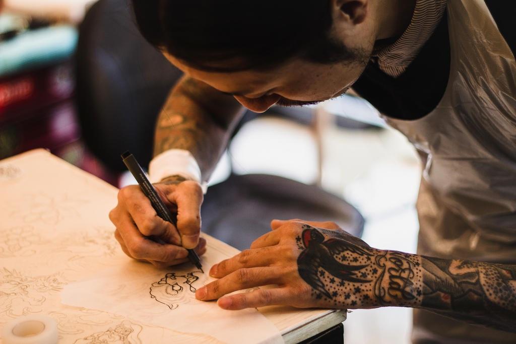 Essentials of Tattoo Designing